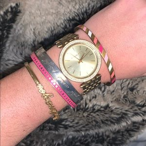4 KATE SPADE BANGLES PERFECT FOR LAYERING